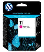 Głowica HP C4812A nr 11 do  Business Inkjet, Color Inkjet, Designjet - magenta-rok 2018
