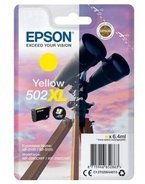 Oryginał Epson 502XL, C13T02W44010, tusz do Epson XP-5100, XP-5105, WF-2860DWF, 2865DWF - yellow