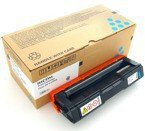 Toner RICOH 406480, 406492, 407637, SPC310HE do SP 231, 232, 242, 310, 311, 312, 320 - cyan