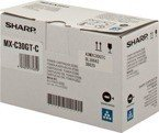 Toner SHARP MX-C30GT-C do MX-C250, MX-C300, MX-C301 - cyan