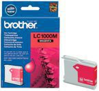 Tusz BROTHER LC1000M do DCP130C, 330, 540, 770, FAX1355, 1560, MFC240C, 440, 660, 845, 3360, 5860  - magenta