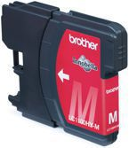 Tusz BROTHER LC1100HY-M do DCP6690, MFC5890, 5895, 6490, 6890 - magenta