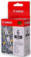 Tusz CANON BCI-6BK, 4705A002 do BJC 8200, S800, PIXMA MP760, 780, IP4000, 5000, 6000, 8500, S820, 830, 900, 9000, i865, i905, i965, i990, i9100
