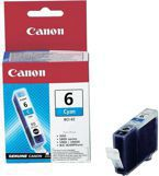 Tusz CANON BCI-6C, 4706A002 do MP750, 760, 780, iP3000, 4000, 5000, 6000, 8500, S800, 820, 900, 9000, i560, i865, i950, i965, i990, i9100, i9900, i9950 - cyan