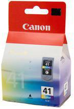 Tusz CANON CL-41, 0617B001 do MP140, 150, 160, 170, 180, 190, 210, 220, 450, 460, 470, MX300, 310, iP1200, 1300, iP1600, 1700, 1800, 1900, 2200, 2500, 2600, 6210, 6220, 6310, 6320 - kolorowy
