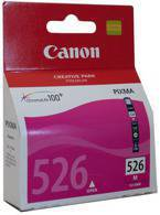 Tusz CANON CLI-526M, 4542B001 do MG5140, 5150, 5250, 5340, 5350, 6150, 6250, 8150, 8240, 8250, MX715, 884, 885, 895, iP4850, 4950, iX6550 - magenta