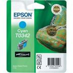 Tusz EPSON C13T03424010 - T0342 - do  Stylus Photo SP2100 - cyan Oryginalny