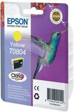 Tusz EPSON T0804 - C13T08044011 do P50, PX650, 660, 700, 710, 720, 730, 800, 810, 820, R265, 285, 360, RX560, 585, 595, 685 - yellow