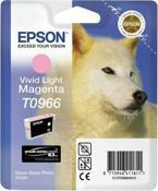 Tusz EPSON T0966 - C13T09664010 do Stylus Photo R2880 - vivid light magenta