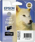 Tusz EPSON T0967 - C13T09674010 do Stylus Photo R2880 - light czarny