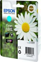 Tusz EPSON T1812 - 18XL do XP30, 102, 202, 203, 205, 207, 212, 215, 217, 225, 302, 305,312, 315, 402, 405, 412, 415 - Cyan
