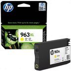 Tusz HP 3JA29AE nr 963XL do HP OfficeJet Pro 9010, 9012, 9013, 9014, 9015, 9016, 9019, 9019P, 9020, 9022, 9023, 9025, 9026  - yellow