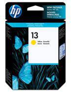 Tusz HP C4817A nr 13 do Business Inkjet, Color Inkjet, Designjet, ColorPro, Officejet - yellow