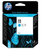 Tusz HP C4836A nr 11 do Business Inkjet, Color Inkjet, Designjet, ColorPro, Officejet - cyan - 2015 WYPRZEDAŻ