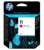 Tusz HP C4837A nr 11 do Business Inkjet, Color Inkjet, Designjet, ColorPro, Officejet  - magenta - 2014 WYPRZEDAŻ