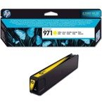 Tusz HP CN624AE nr 971 do X451, X476, X551, X576 - yellow