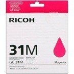 Tusz RICOH 405690 - GC31M do GXe2600, 3300, 3350, 5550, 7700 - magenta-2014