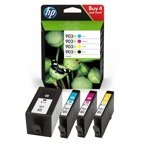 Tusze HP 3HZ51AE nr 903XL do OfficeJet Pro 6860, 6950, 6954, 6960, 6961, 6962, 6963, 6964, 6965, 6966, 6968, 6970, 6971, 6974, 6975, 6976, 6978, 6979 - CMYK