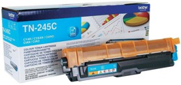 Toner BROTHER TN-245C  do  DCP-9015, 9020, HL-3140, 3150, 3170, MFC-9140,  9330, 9340 - cyan