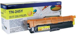Toner BROTHER TN-245Y do DCP-9015, 9020, HL-3140, 3150, 3170, MFC-9140,  9330, 9340 - yellow