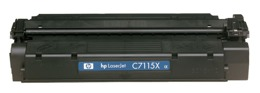 Toner HP C7115X,  nr 15X do LJ 1200, 1220, 3320 3330 3380 - czarny