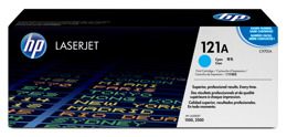 Toner HP C9701A,  nr 121A do LJ 1500, 2500 - cyan