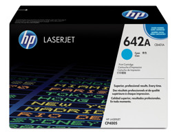 Toner HP CB401A, nr 642A do LJ CP4005 - cyan
