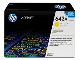 Toner HP CB402A, nr 642A do LJ CP4005 - yellow