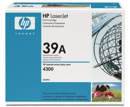 Toner HP Q1339A, nr 39A do LJ 4300 - czarny