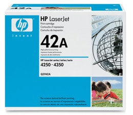 Toner HP Q5942A, nr 42A do LJ 4240, 4250, 4350 - czarny