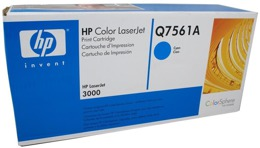 Toner HP Q7561A, nr 314A do LJ 2700, 3000 - cyan
