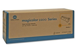 Toner KONICA-MINOLTA 1710471-002 do magicolor 2200, 2210 - yellow- 4145503