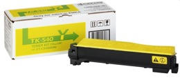Toner KYOCERA TK-540Y do FSC5100 - yellow