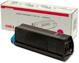 Toner OKI 42804514 do C3100 - magenta