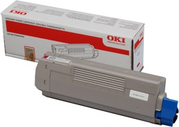 Toner OKI 44315306 do C610 - magenta