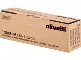 Toner OLIVETTI B0740 - PG L2028 do d-Copia 283, 284 - czarny
