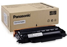Toner PANASONIC KX-FAT420X do KX-MB2230, 2270, 2515, 2545, 2575 - czarny