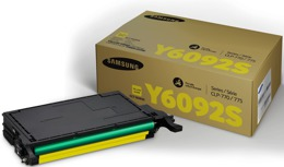 Toner SAMSUNG CLT-Y6092S, SU559A do CLP770, 775 - yellow