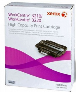 Toner XEROX 106R01487 do WorkCentre 3210, 3220 - 4100str czarny
