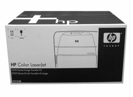 Transfer HP C9734B do 5500, 5550