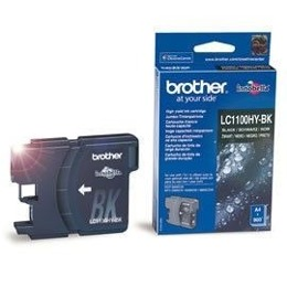 Tusz BROTHER LC1100HY-BK do DCP6690, MFC5890, 5895, 6490, 6890 - czarny