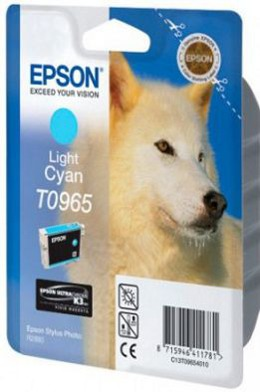 Tusz EPSON T0965 - C13T09654010  do Stylus Photo R2880 - light cyan