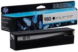 Tusz HP D8J10A nr 980 do Officejet Enterprise Color M585, X555, X585 - czarny